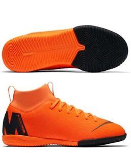 Nike Mercurial Superflyx Vi Ic Indoor 2018 Df Aca Soccer Shoes Kids