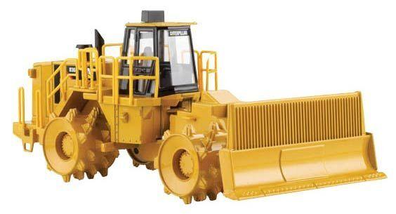 NORSCOT CAT 1 50 DIE CAST 836H RELLENO SANITARIO COMPACTADOR COMPACTADOR COMPACTADOR DE 55205 32c2fc