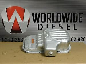 Isuzu 4BD2TC Oil Pan, P/N: 8-97105-610