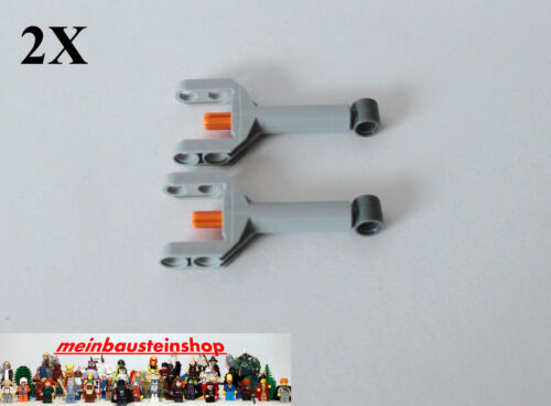 2X Lego® 92693c01 Technic Linear Schraubzylinder Actuator NEU