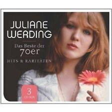 """JULIANE WERDING """"HITS & RARITÄTEN"""" 3 CD NEUWARE"""