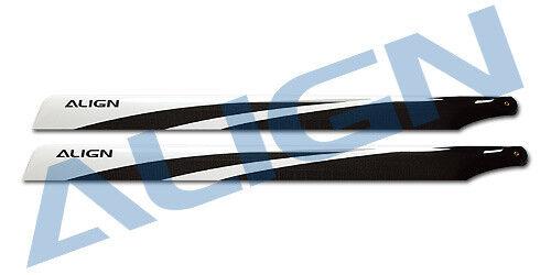 Align 780 in fibra  di autobonio lame 780mm HD780A  in cerca di agente di vendita