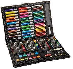 Darice-120-Piece-Deluxe-Art-Set-Art-Supplies-for-Drawing