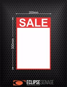 Promotional-SALE-Sign-Poster-or-Sticker-200mmW-x-300mmH
