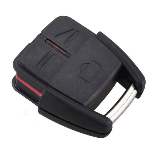 Cars 3 Button Remote Key Fob Case Shell For Vauxhall Opel Astra Vectra Zafira
