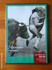 DVD 1971 EL CORDOBES SE RETIRA - LOS AÑOS DEL NO-DO - CAJA SLIM (U4)