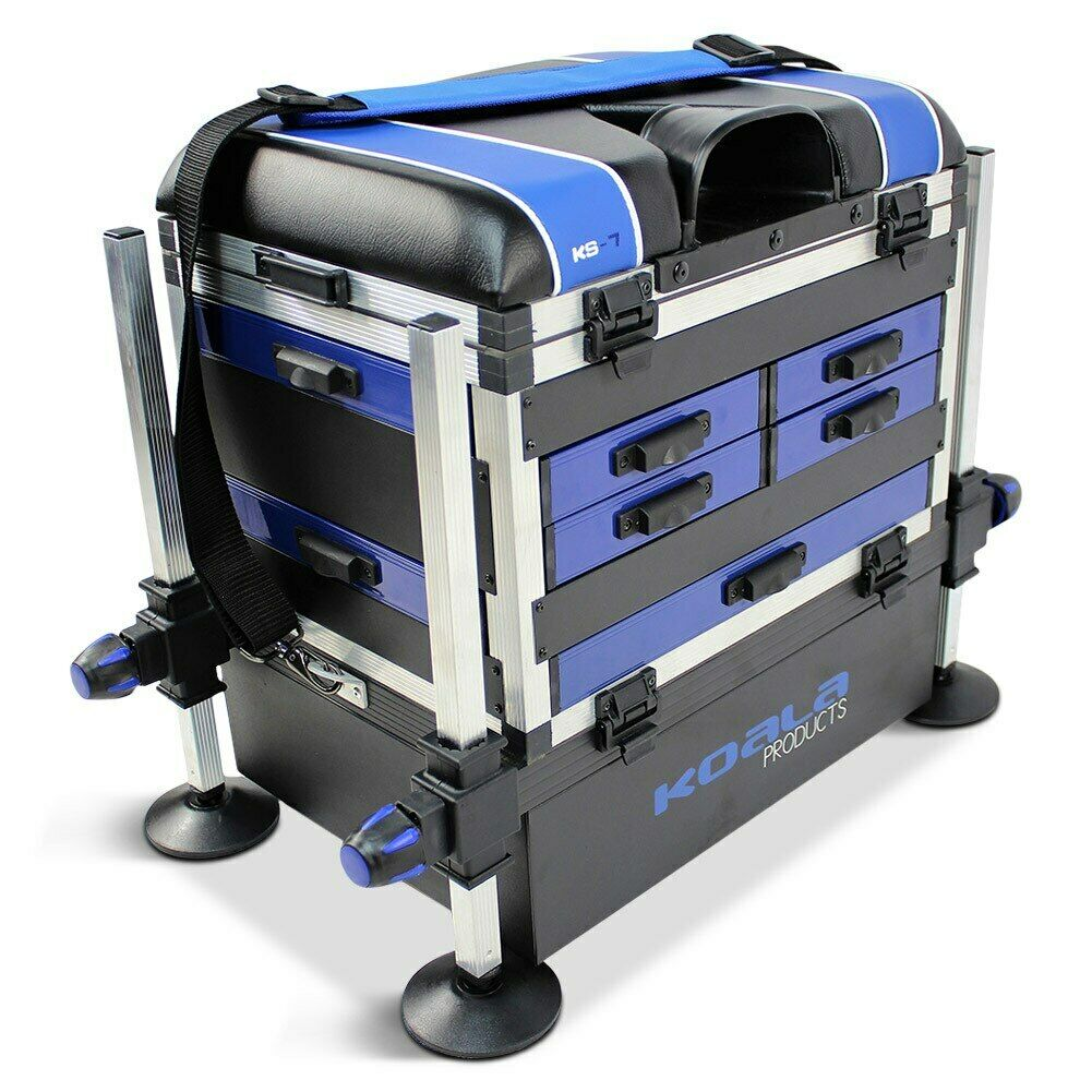 Koala Products® KS7 System 7 Drawer Sitz Box