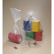 Zoro Select 8cdy2 20 X 16 Open Poly Bags 1 Mil Clear Pk 1000
