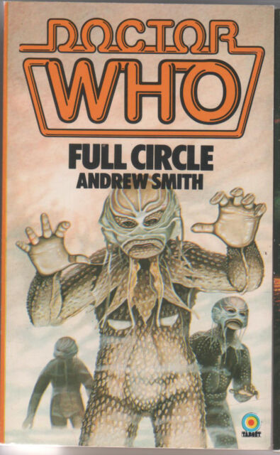 Doctor Who Full Circle 26  1983 NEW Smith Andrew