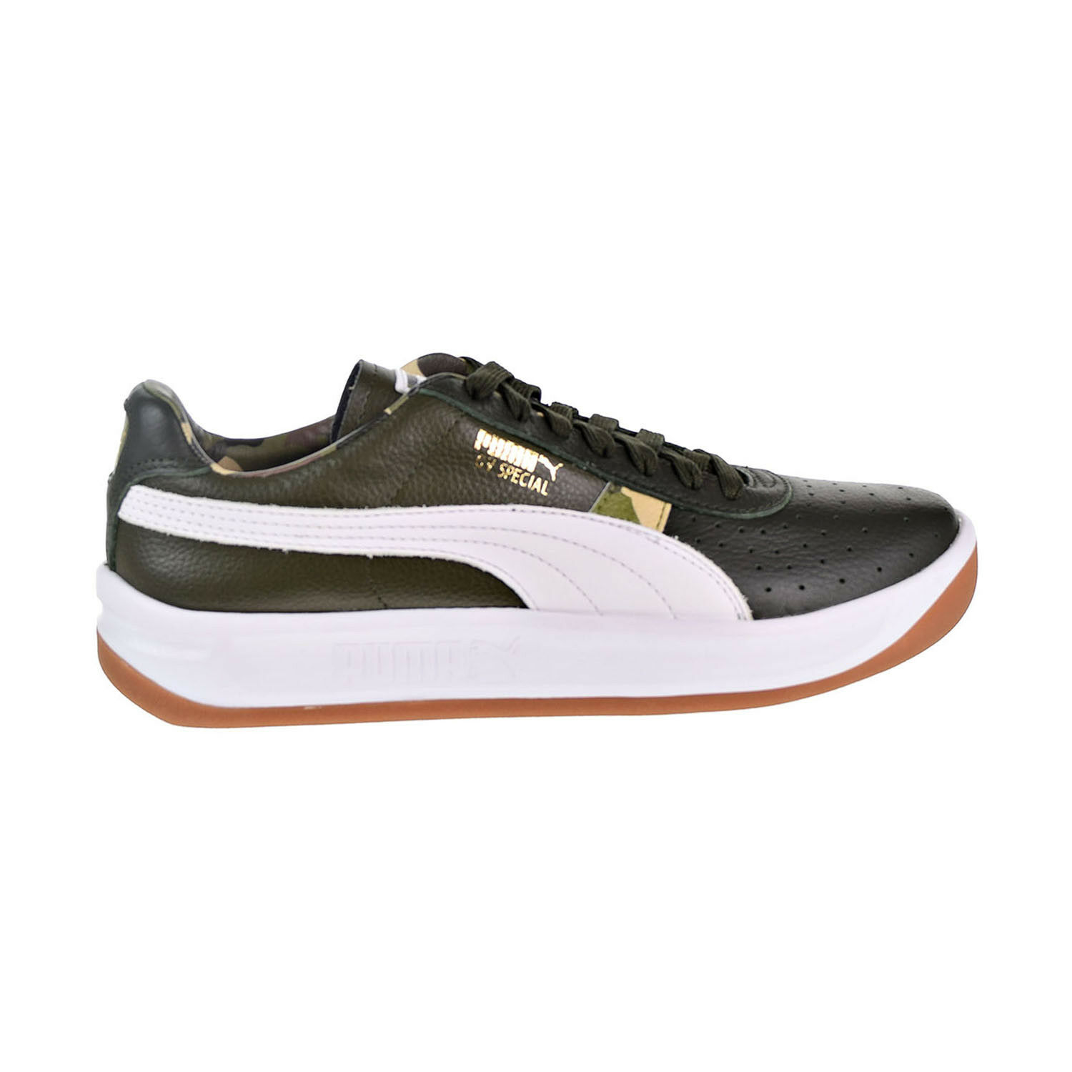 Puma GV Special Wild Camo Special Men's shoes Night Puma White gold 368371-01