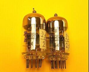 6n2p-ecc83-12ax7-7025-5751-Doppel-Triode-Sowjetische-UdSSR-1950-1969-matched-pair