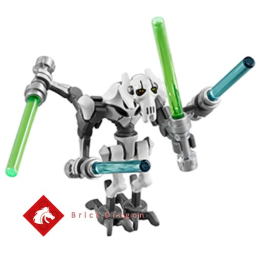 Lego Star Wars NEW from set 75199 General Grievous minifigure
