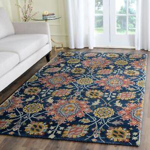 Safavieh-Handmade-Roslyn-Mamiko-Modern-Floral-Wool-Rug