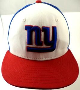 NFL-New-York-Football-Giants-New-Era-Mens-Snapback-100-Cotton-Cap-GC-Free-Ship