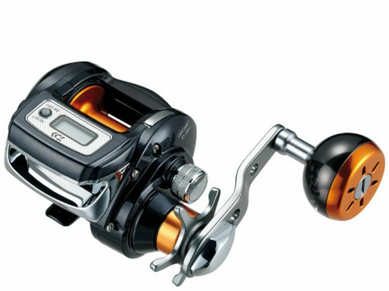 Daiwa LIGHT GAME X ICV 200H-L Baitcasting Reel New