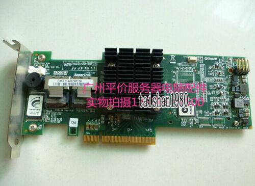 promise EX 8760T FastTrak 6G SAS RAID0,1,10 controller raid card 128M