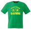 miniature 25 - I'd Rather be Gaming Kids Boys Girls Gamer T-Shirt  Funny Gaming Tee Top