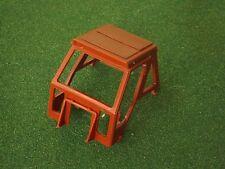 REPRODUCTION BRITAINS 1:32 FIAT 9090 BROWN CAB