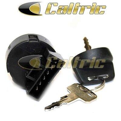 Ignition Key Switch For Polaris ATV Magnum 325 330 2X4 4X4 2002 Free Keychain