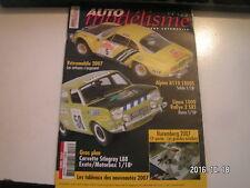 ** Auto Modélisme n°123 Les A G S en F1 / Trophy Truck Chevrolet / Nuremberg