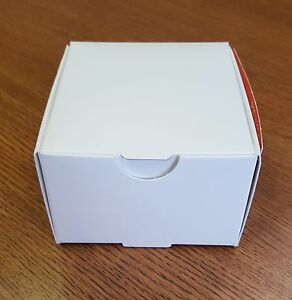 image is loading 250 count white business card boxes quantity 500 - Business Card Box