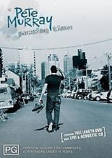 1 of 1 - Pete Murray - Passing Time (DVD, 2004) plus Live & Acoustic CD BRAND NEW