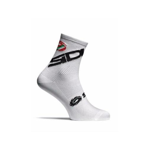 New Cycling Socks Men Sports Outdoor Black White Breathable Road Bikes Socks
