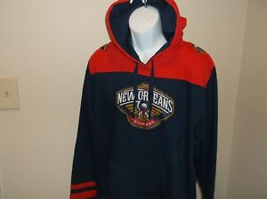 Details About New Orleans Pelicans Hoodie Sweatshirt Adult Large Nwt Free Ship