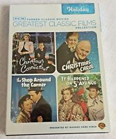 Tcm Classic Movies Holiday Collection Dvd 2009 2-disc Set Sealed