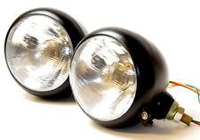 2x Scheinwerfer mit Standlicht Traktor Lampe 12v Bagger Schlepper Oldtimer i2