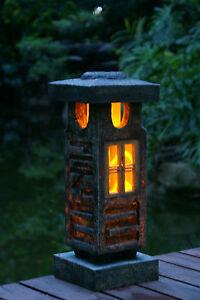 20 Quot Height Japanese Style Lantern Solar Garden Lamp