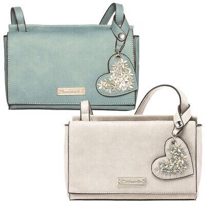 Sparsam Tamaris Milla Crossbody Bag Women Schultertasche Handtasche Damen Tasche 2677181