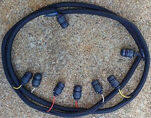 s l300 1987 1994 ford diesel turbo glow plug wiring harness 7 3l idi 6 9l Ford Glow Plug Harness at panicattacktreatment.co