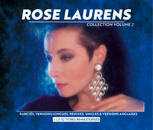 ROSE-LAURENS-COLLECTION-VOL-2-RARITIES-AND-EXTENDED-BOX-3-CD-NEUF-CELLO