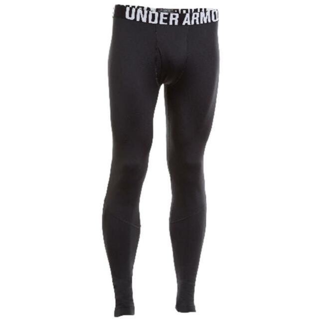 2cddf6f0b98043 Under Armour ColdGear Infrared Tactical Fitted Leggings Black Med  1244395001MD