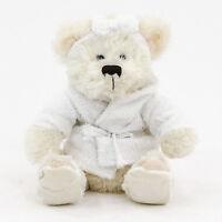 Schlafbär Plüsch Bär Kuschelbär Teddybär Teddy Plüschtier Stofftier Kuscheltier