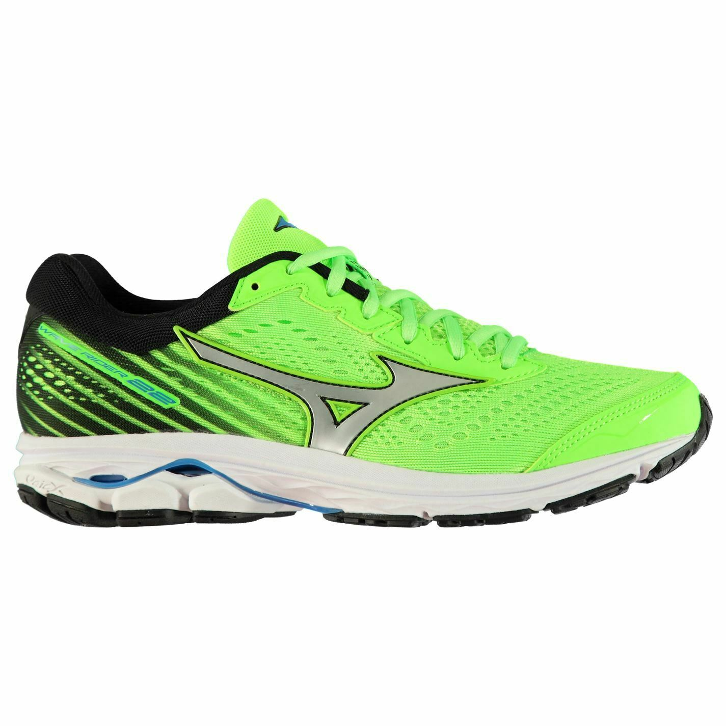 809432648 Mizuno Mens Wave Rider 22 Running shoes Athletic Trainers Sneakers Sport
