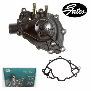 Gates Engine Water Pump for 1986-1993 Ford Mustang 5.0L V8 Coolant om
