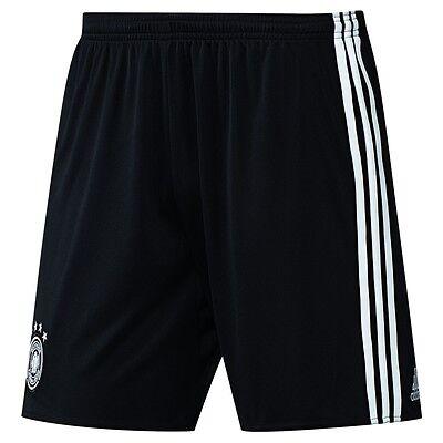 adidas DFB Home Short Deutschland EM 2016 Trikothose 4 Sterne schwarz/weiß