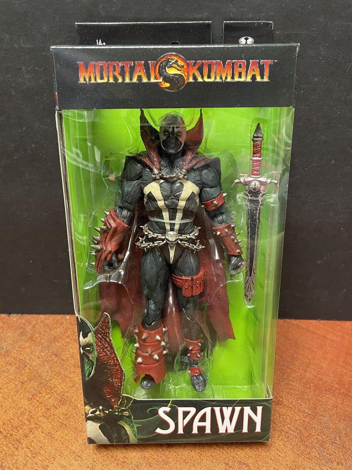 Mcfarlane Mortal Kombat Spawn Action Figure EMF6785 on eBay thumbnail