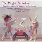 Playful Pachyderm: Classic Miniatures for Bassoon and Orchestra (2004)