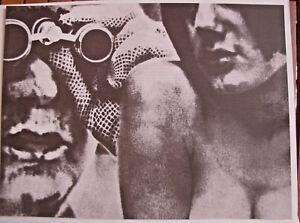 Gerard-GASIOROWSKI-L-ouvreuse-Farbserigraphie-1970-Nummeriert-Handsigniert