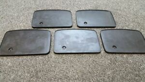 5-X-BATTERY-TRAY-RUBBER-NORTON-MATCHLESS-BSA-AJS-TRIUMPH-OLD-MODELS-WHOLESALE