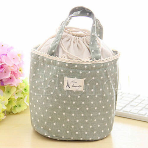 Cooler Thermal Picnic Lunch Insulated Storage Bag Waterproof Travel Carry Tote