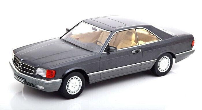 Mercedes-Benz 560 SEC - 1 18 - KK Scale