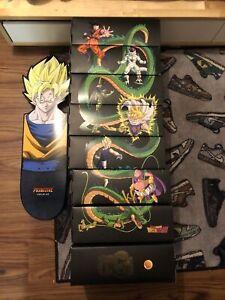 posibilidad dominio Víspera  Adidas Dragon Ball Z 8.5 para Hombre Zapatilla Colección Completa Conjunto  8 pares/Skate cubierta!   eBay