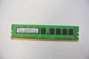 Samsung 1GB PC3-8500E ECC Memory M391B2873DZ1-CF8 RAM