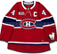JEAN-BELIVEAU-MONTREAL-CANADIENS-HOME-AUTHENTIC-PRO-ADIDAS-NHL-JERSEY miniature 5