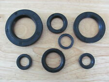 OSK04 1963-71 TRIUMPH T120 TR6 4 SPEED ENGINE & GEARBOX OIL SEAL KIT SET