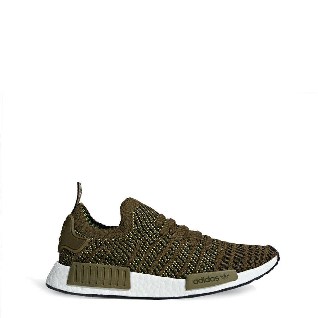 shoes ADIDAS CQ2389_NMD-R1_STLT brown SNEAKERS ORIGINALI limited edition